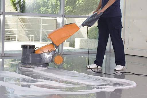 Le nettoyage industriel des grandes surfaces