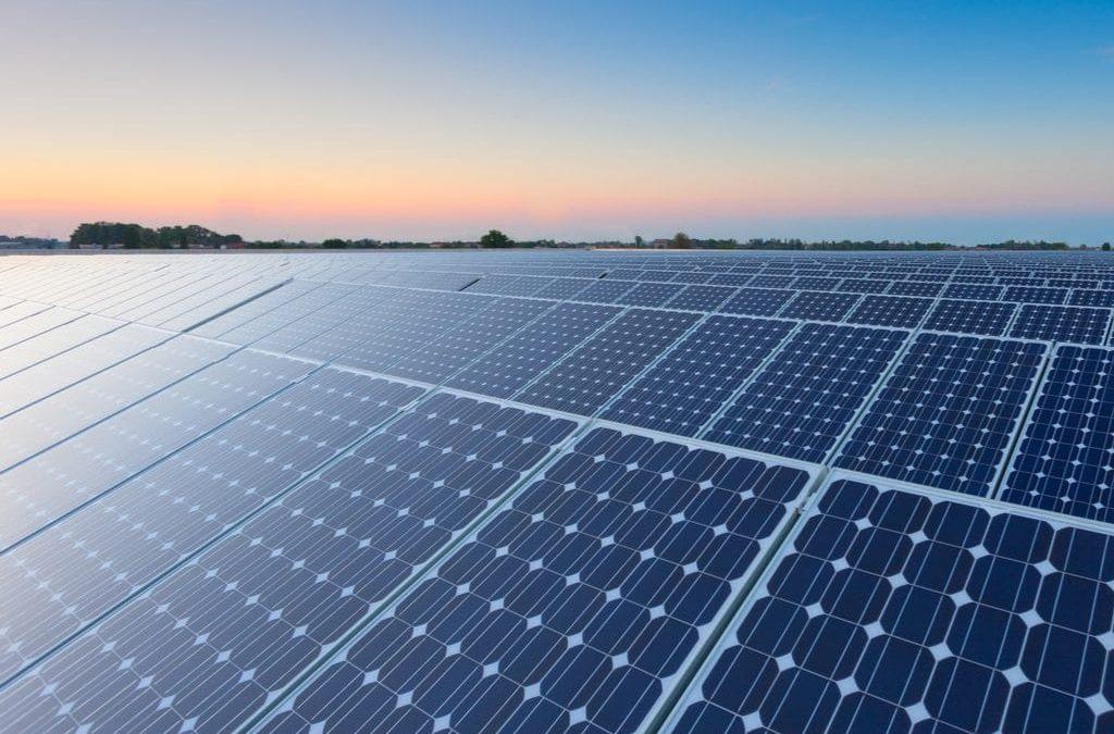 Bouches-Du-Rhône : protection des récoltes grâce à une centrale solaire