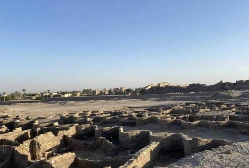 découverte d'une nouvelle ville antique