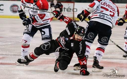 Hockey sur glace les Ducs d'Angers